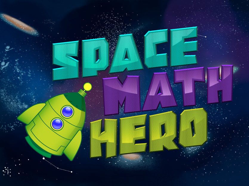 Space Math Hero